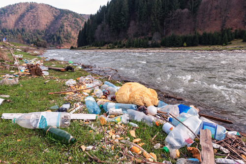 Read the BRS Press Release on Plastics in the Mountains