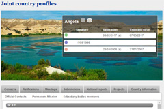 New joint information profiles now online for 193 countries